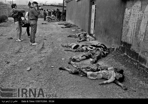 بمباران شیمیایی حلبچه از سوی رژیم بعث عراق (عکس) - 5