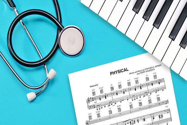 فواید سلامت شگفت انگیز موسیقی - 1