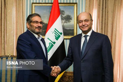 عکسهایی از دیدارهای رئیس جمهور عراق در تهران - 5