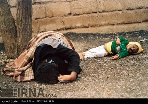 بمباران شیمیایی حلبچه از سوی رژیم بعث عراق (عکس) - 18