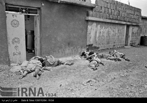 بمباران شیمیایی حلبچه از سوی رژیم بعث عراق (عکس) - 6