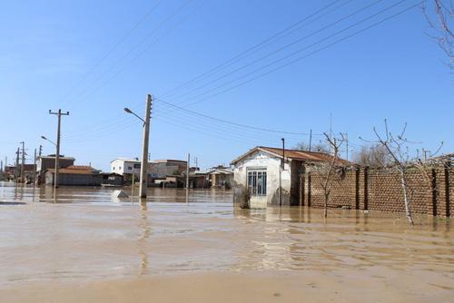 گزارش تصویری اختصاصی عصر ایران از مناطق سیلزده آققلا و روستاهای اطراف - 32