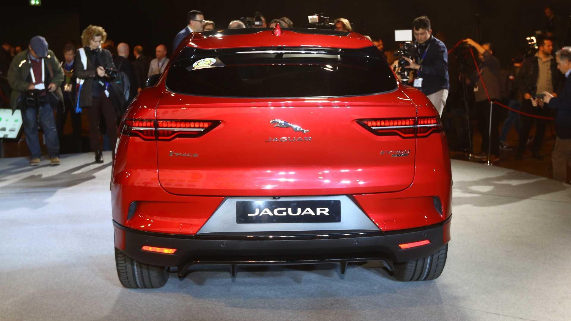 جگوار آی- پیس الکتریکی خودروی سال اروپا - 6