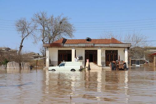 گزارش تصویری اختصاصی عصر ایران از مناطق سیلزده آققلا و روستاهای اطراف - 15