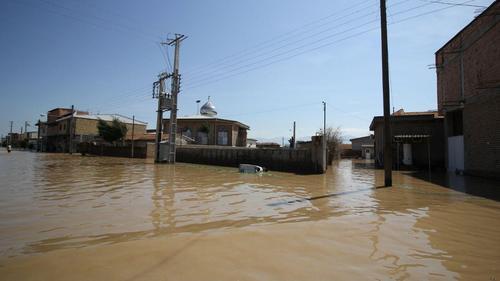 گزارش تصویری اختصاصی عصر ایران از مناطق سیلزده آققلا و روستاهای اطراف - 42