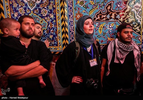 اربعین حسینی در کربلای معلی (عکس) - 19