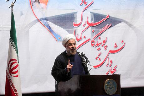 روحانی فردا (یکشنبه) به دانشگاه تهران میرود - 0