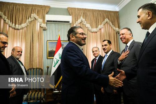 عکسهایی از دیدارهای رئیس جمهور عراق در تهران - 3