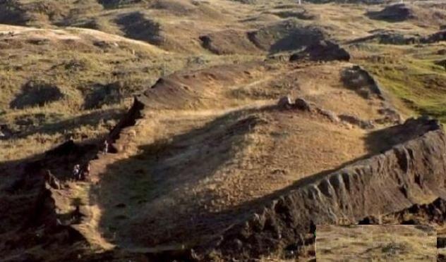 ادعای پیدا شدن بقایای کشتی نوح در ایران - 5