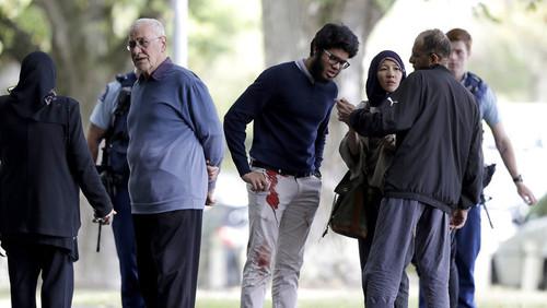 حمله مسلحانه به ۲ مسجد در نیوزیلند +عکس - 6
