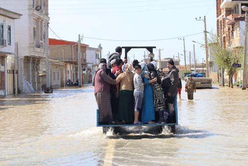 گزارش تصویری اختصاصی عصر ایران از مناطق سیلزده آققلا و روستاهای اطراف - 19