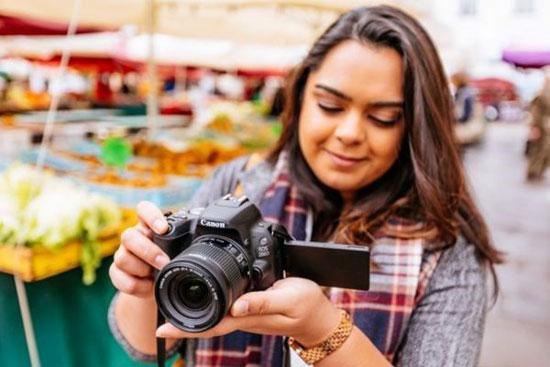 بهترین دوربینهای عکاسی ارزان قیمت DSLR - 10