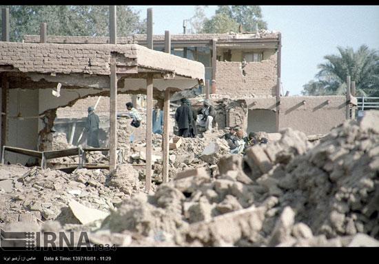 ۵ دی ۱۳۸۲، وقتی زلزله بم را زیر و رو کرد - 10