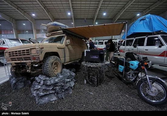 نمایشگاه خودروهای کلاسیک و مدرن در اصفهان - 5