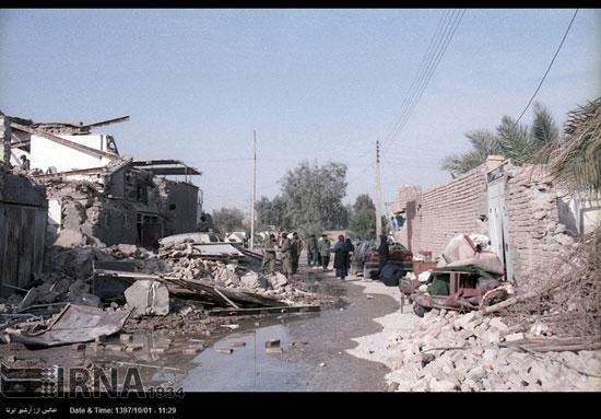 ۵ دی ۱۳۸۲، وقتی زلزله بم را زیر و رو کرد - 7