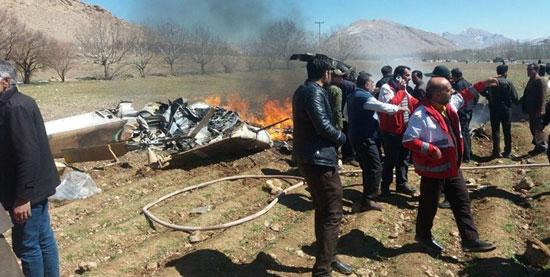 اسامی شهدای حادثه سقوط بالگرد اعلام شد - 2