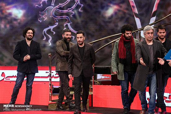ستارههای سینمای ایران در اختتامیه جشنواره فیلم فجر - 9