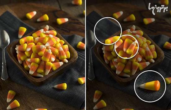 میتوانید تفاوتهای هالووینی زیر را پیدا کنید؟ - 14