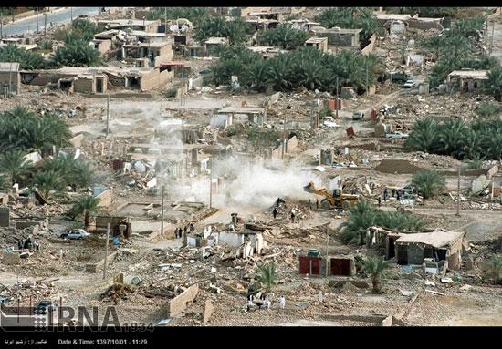 ۵ دی ۱۳۸۲، وقتی زلزله بم را زیر و رو کرد - 16