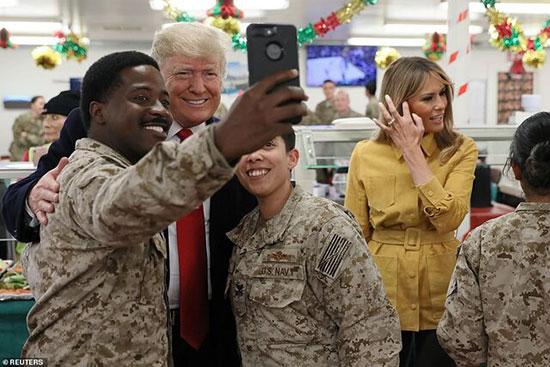 دسته گلی که ترامپ در عراق به آب داد! - 3