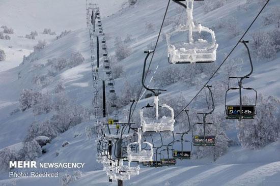 برف سنگین در آسیا، اروپا و روسیه - 12