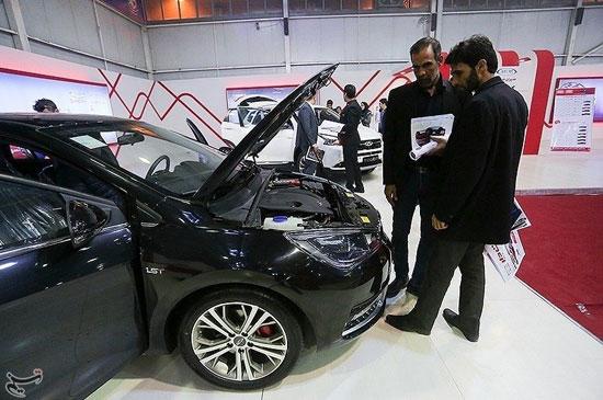 نمایش جدیدترین خودروهای داخلی و خارجی - 4