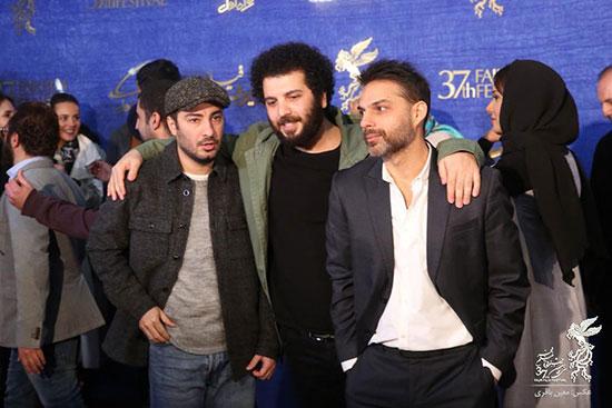 فریمهای خاص در هشتمین روز جشنواره فیلم فجر - 3