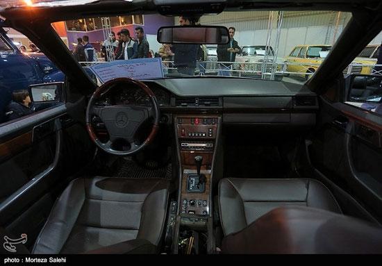نمایشگاه خودروهای کلاسیک و مدرن در اصفهان - 7