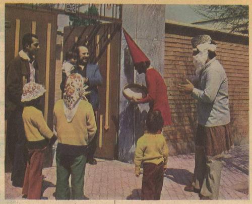 خاطره بازی؛ ۵۰ سال قبل، نوروز در تهران - 6