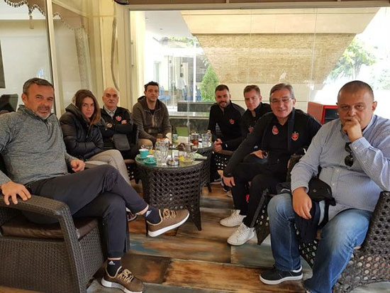 گزارش خبرنگار کروات از اردوی پرسپولیس - 2