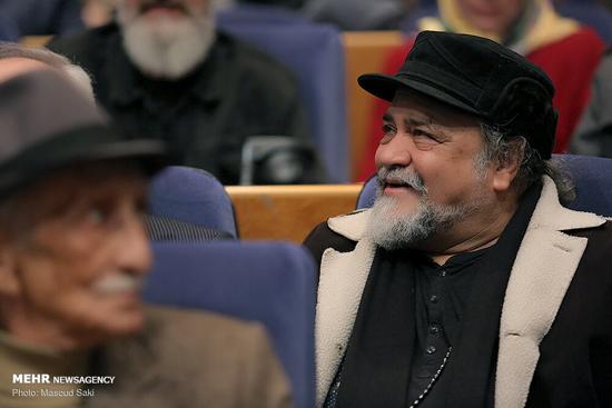 آیین اختتامیه پنجمین جشنواره تلویزیونی جامجم - 1