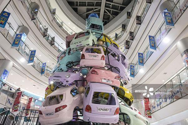 عجیبترین درخت کریسمس امسال را ببینید - 6