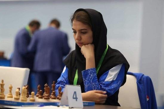 خادمالشریعه در رده ۲۱ برترین شطرنج بازان جهان - 4