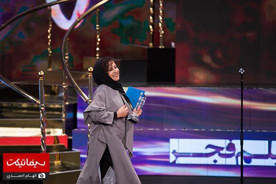 ستارههای سینمای ایران در اختتامیه جشنواره فیلم فجر - 24