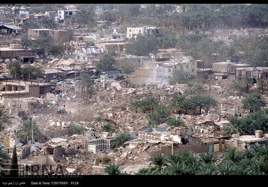 ۵ دی ۱۳۸۲، وقتی زلزله بم را زیر و رو کرد - 5