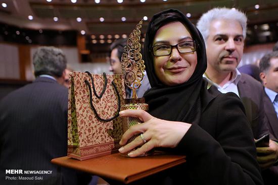 آیین اختتامیه پنجمین جشنواره تلویزیونی جامجم - 21