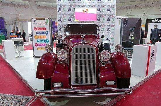 نمایش جدیدترین خودروهای داخلی و خارجی - 8