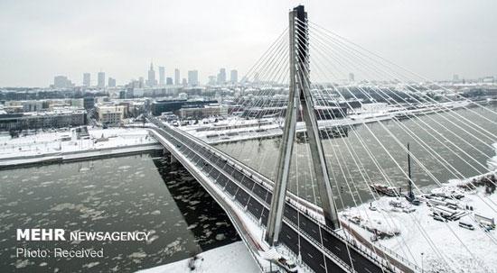 برف سنگین در آسیا، اروپا و روسیه - 11