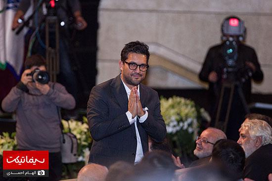 ستارههای سینمای ایران در اختتامیه جشنواره فیلم فجر - 18