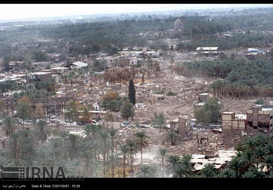 ۵ دی ۱۳۸۲، وقتی زلزله بم را زیر و رو کرد - 4