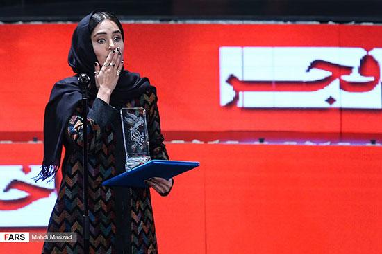 ستارههای سینمای ایران در اختتامیه جشنواره فیلم فجر - 11