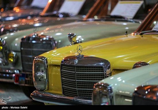 نمایشگاه خودروهای کلاسیک و مدرن در اصفهان - 1
