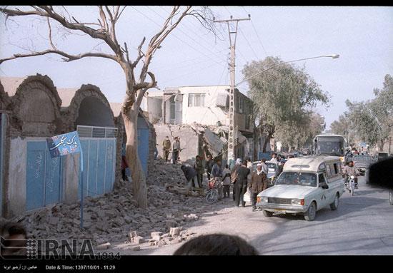 ۵ دی ۱۳۸۲، وقتی زلزله بم را زیر و رو کرد - 13
