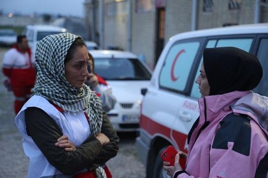 کمکرسانی هدیه تهرانی به سیلزدهها - 1