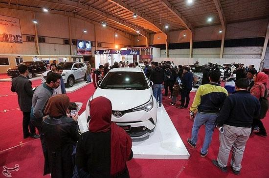 نمایش جدیدترین خودروهای داخلی و خارجی - 10