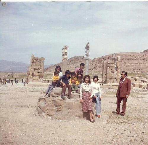 خاطره بازی؛ ۵۰ سال قبل، نوروز در تهران - 5