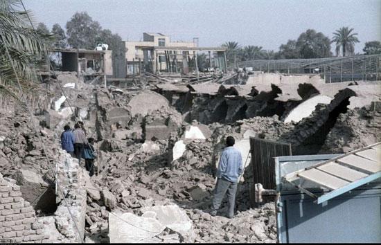 ۵ دی ۱۳۸۲، وقتی زلزله بم را زیر و رو کرد - 8