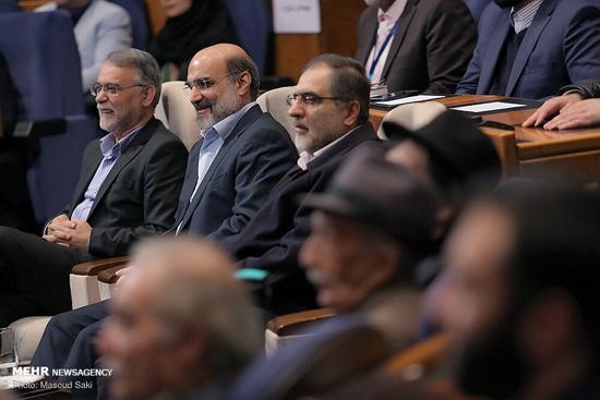 آیین اختتامیه پنجمین جشنواره تلویزیونی جامجم - 7