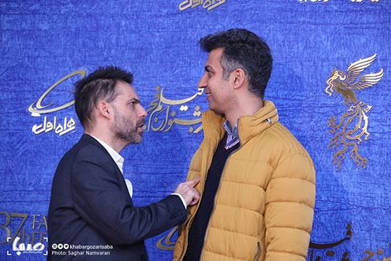 فریمهای خاص در هشتمین روز جشنواره فیلم فجر - 8
