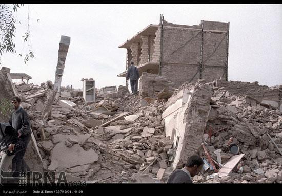 ۵ دی ۱۳۸۲، وقتی زلزله بم را زیر و رو کرد - 12